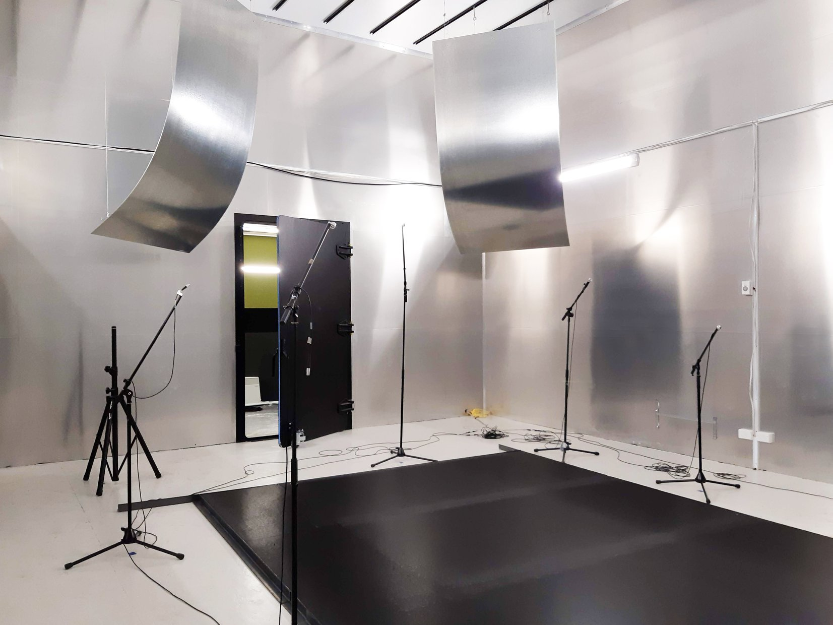 Acoustic lab testing